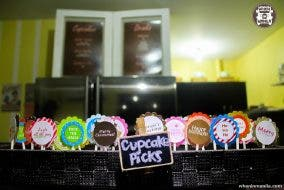 Cupcakes by Gremlins