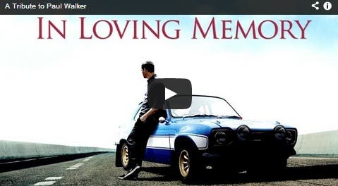 Paul Walker Tribute Video Made by Fast and Furious Team Too Fast Too Furious WhenInManila PW