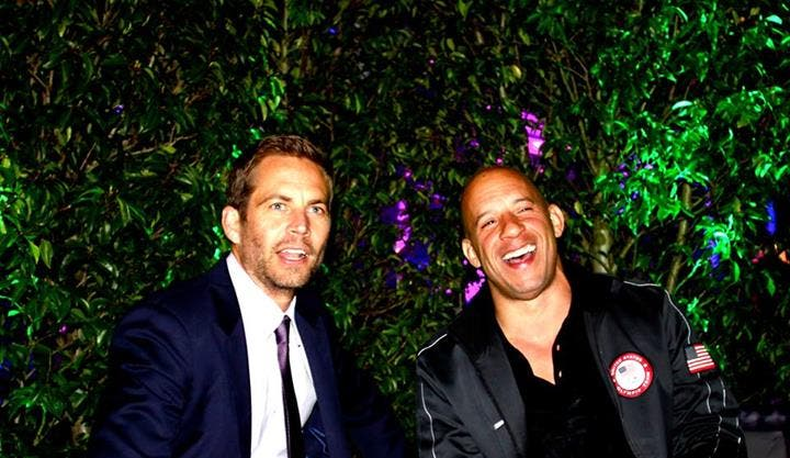 Paul Walker Tribute Video Made by Fast and Furious Team Vin Diesel