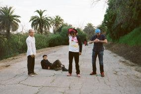 The Red Hot Chili Peppers Has a Special Message for Filipino Fans