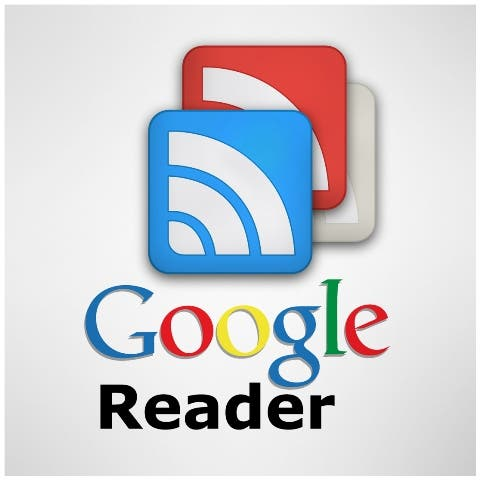 RIP Tech - Google Reader