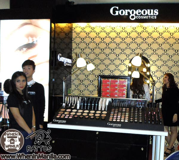 Gorgeous Cosmetics Eastwood branch