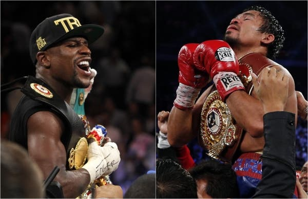 Pacquiao Mayweather Fight in September WhenInManila