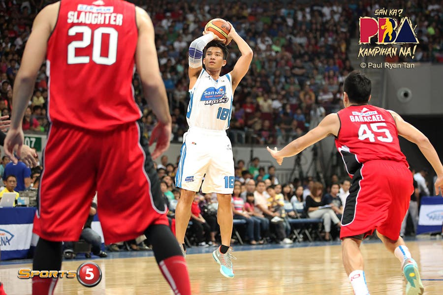 Yap for Caguioa?