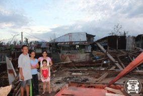 Typhoon Haiyan - Stories from La Paz 12