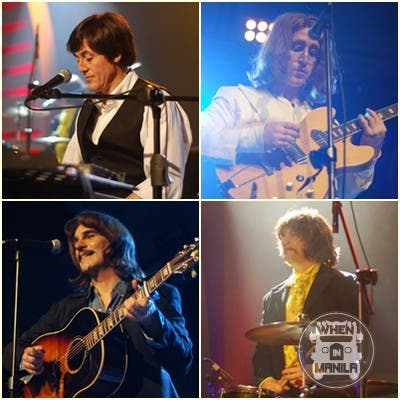 Their final costume stages had them dress up as the Beatles did in the late stages of the group (most noticeably John's long hair, round glasses and white attire), and sang songs like Here Comes the Sun, Let It Be, and the electrifying Hey Jude.