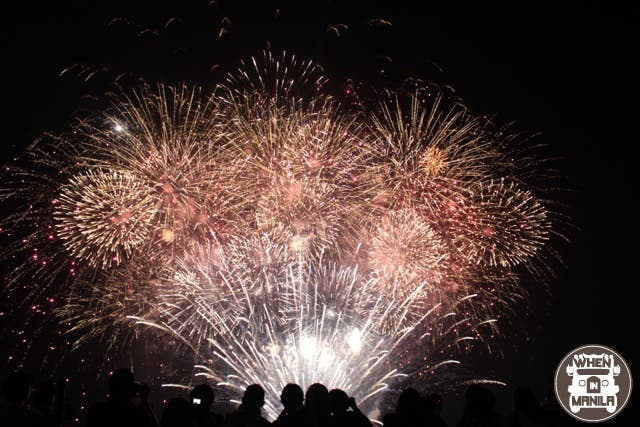 5th Philippine International Pyromusical Competition