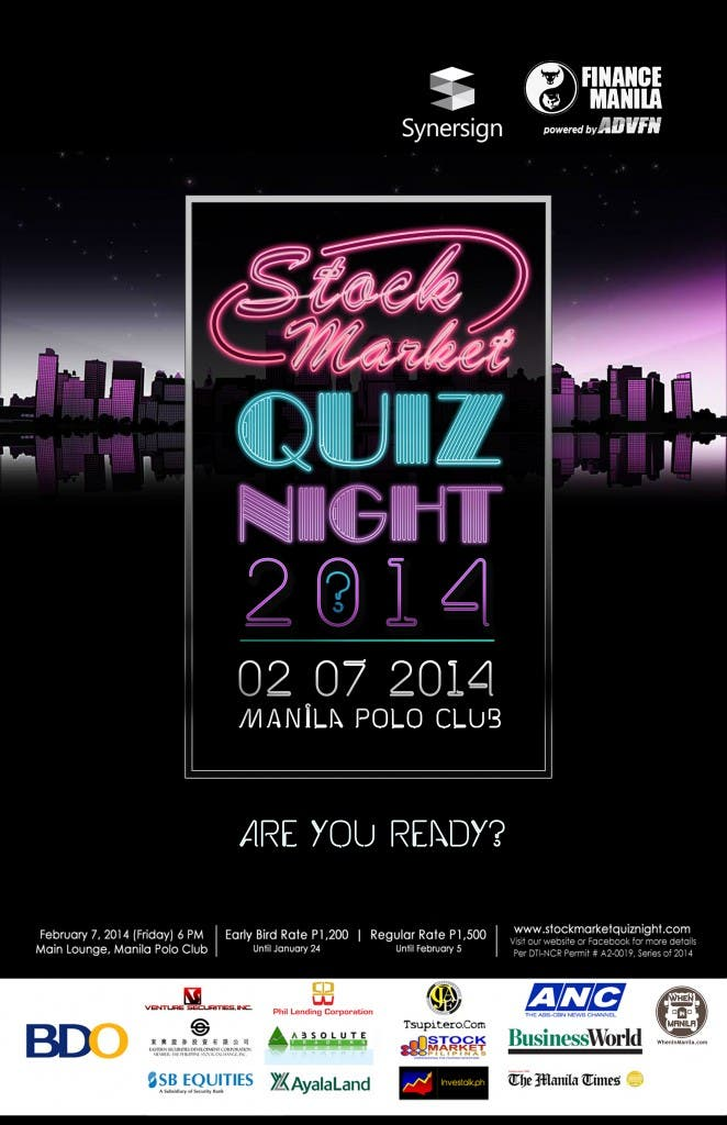 Stock Market Quiz Night-Moved