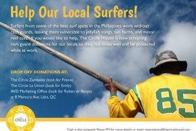 Help Our Local Surfers