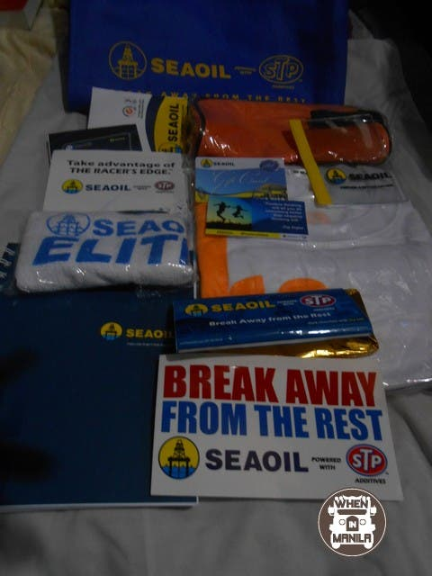 Goodies from SEAOIL!