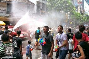 How to Gear Up for Songkran
