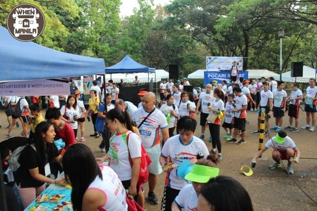 Colorama: UP's colorful fun run for everyone 8