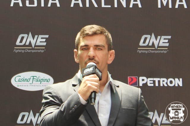 One FC in Manila: get excited for 'Rise of Heroes' on May 2! 4