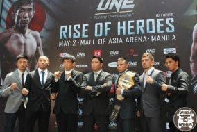 One FC in Manila: get excited for 'Rise of Heroes' on May 2! 12