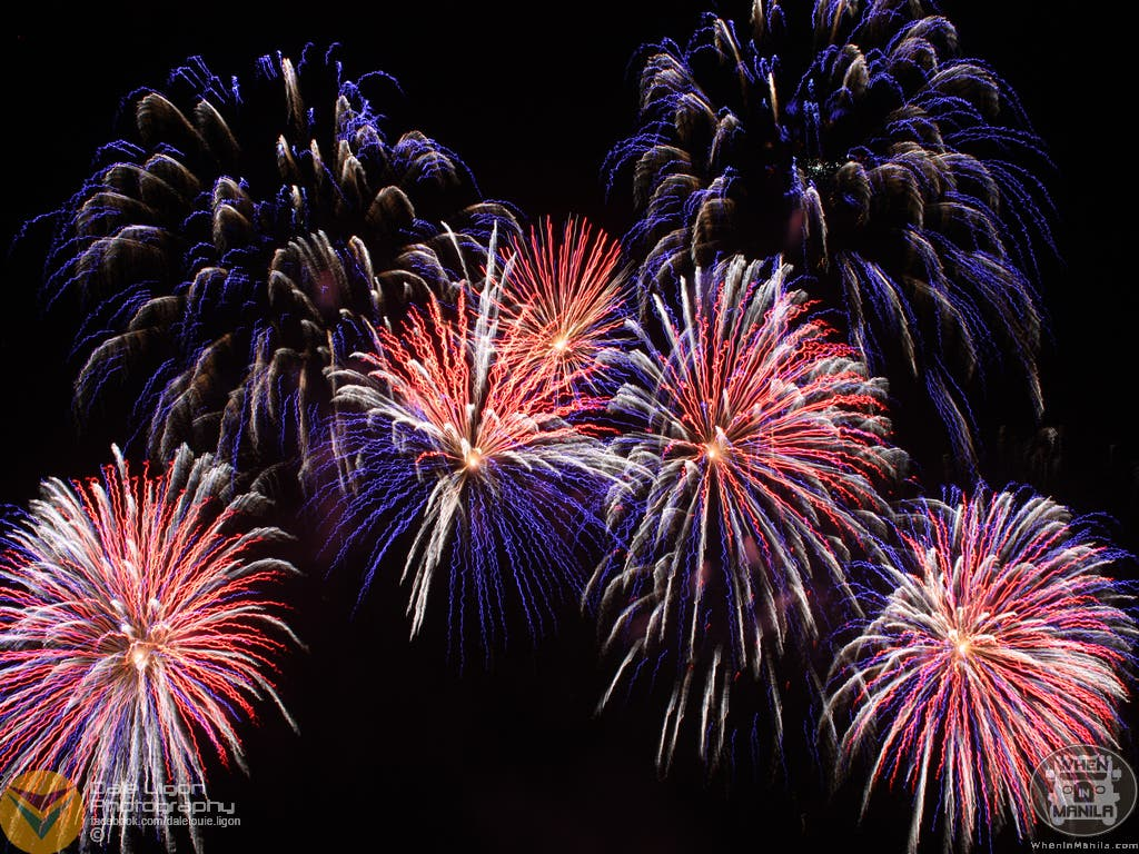 The 5th Philippine International Pyromusical Competition