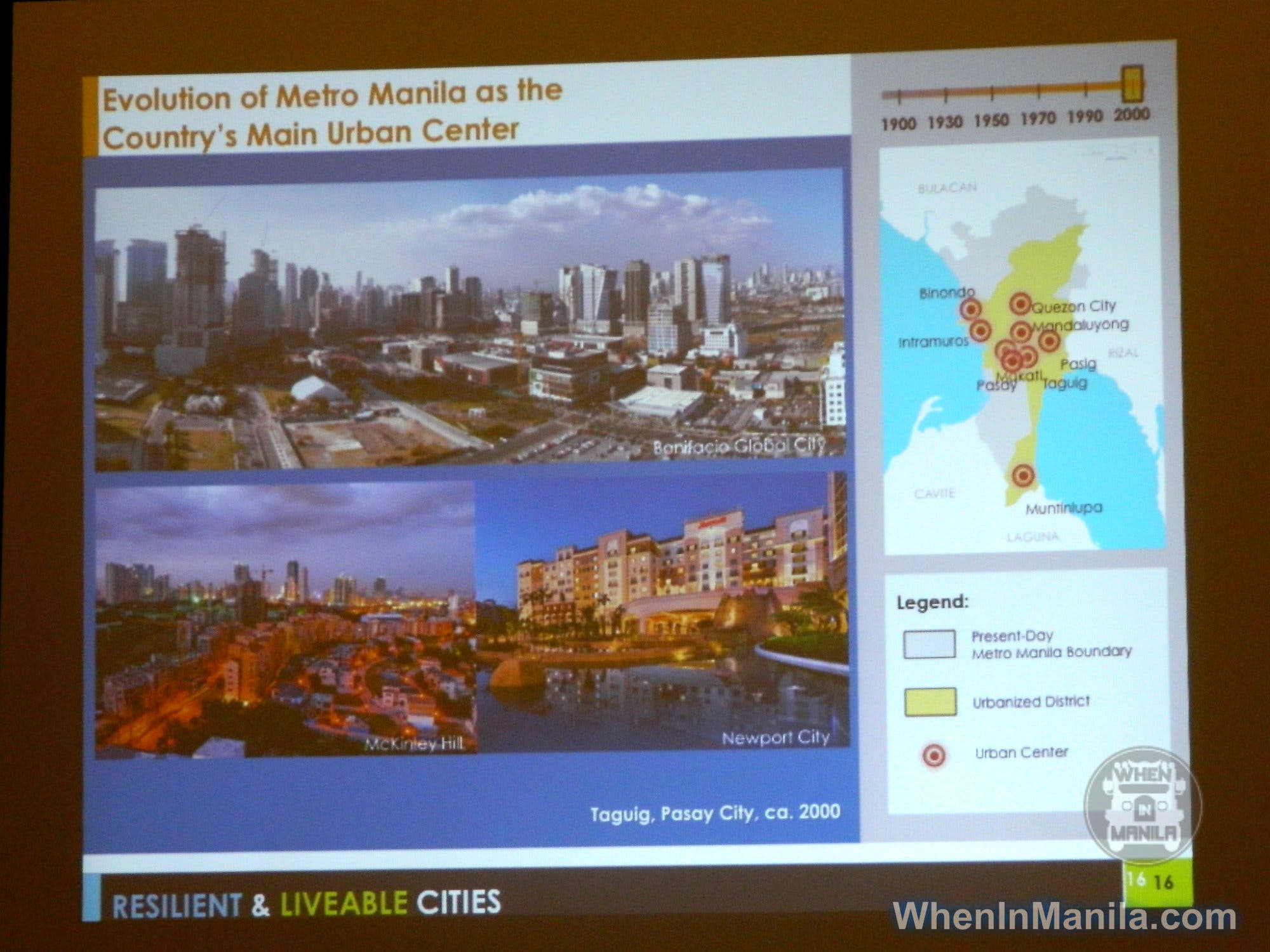 #iPlan: Resilient & Livable Cities by Asia Society Philippines