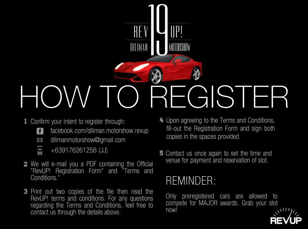 REVUP 2014 HOW TO REGISTER 13x19