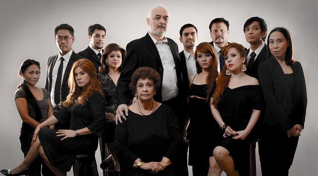 Repertory Philippines Presents August Osage County (1)