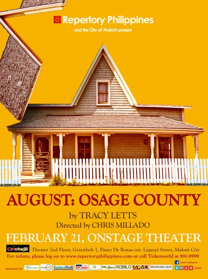 Repertory Philippines Presents August Osage County (3)