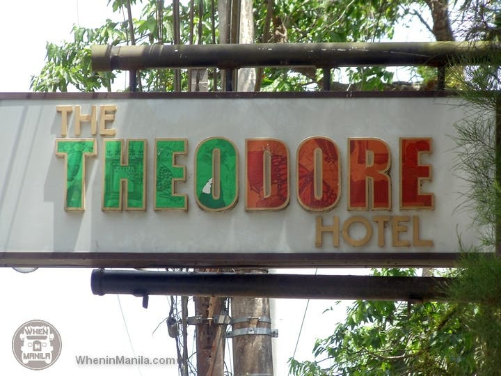 The Theodore Hotel in Tagaytay