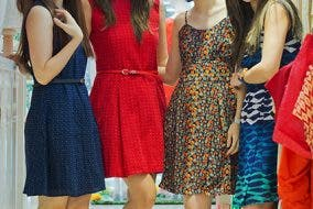 The Paperdolls S/S 2014 Collection