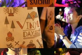 Satchmi's Vinyl Day 2014: An Awesome Blast to the Past with Old Records and Live Music