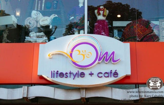 OM Lifestyle + Cafe: A Fusion of Food and Fashion-1