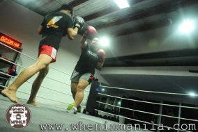 boxing gym in Alabang