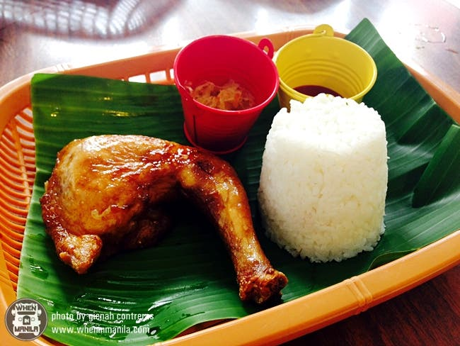 Homies Pinoy Fried Chicken
