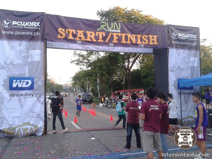 Running Events: Run Tahanan 2014