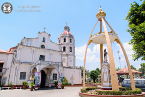 when in manila Pampanga Cultural and Heritage Tour Visiting the Best Destinations Betis Church facade