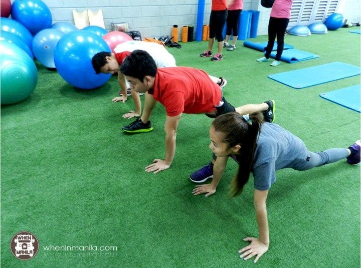 Sky Fitness Workout Program