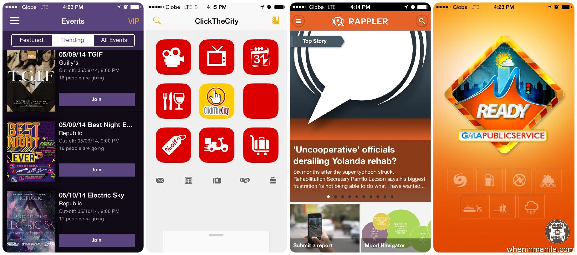 best apps the most essential apps to use when in manila when in