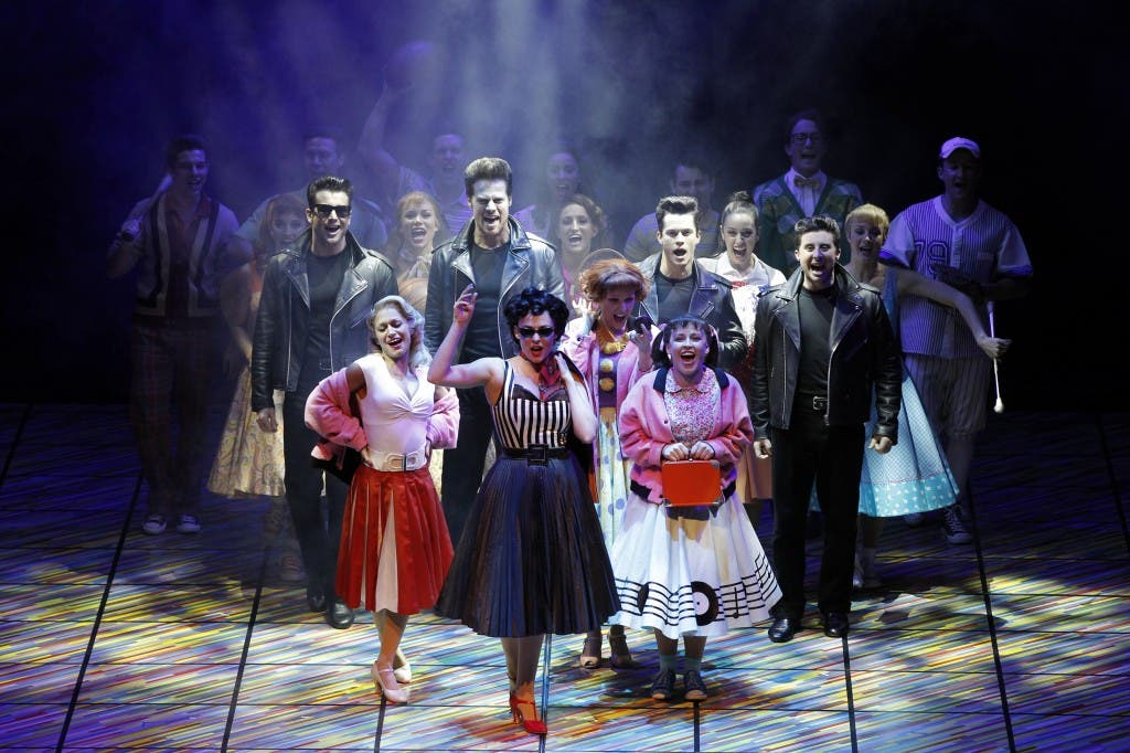 GREASE The Musical (Now Playing at the Marina Bay Sands in Singapore 'til 18th May 2014) WHEN IN MANILA MUSICAL REVIEW CHARLES ANGEL  (6)
