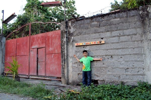 Happy Animals Club 9 Year Old Boy Creates Animal Shelter Project to Help Stray Dogs and Cats in the Philippines (15)