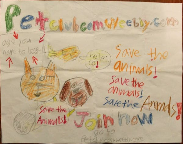 Happy Animals Club 9 Year Old Boy Creates Animal Shelter Project to Help Stray Dogs and Cats in the Philippines WhenInManila Poster
