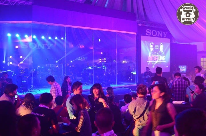 Bamboo and Ely Buendia's Silent Concert