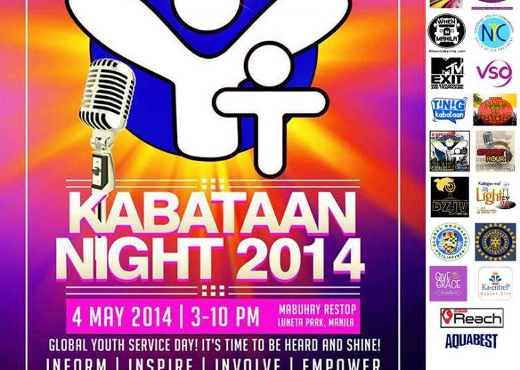 Youth Power: Kabataan Night