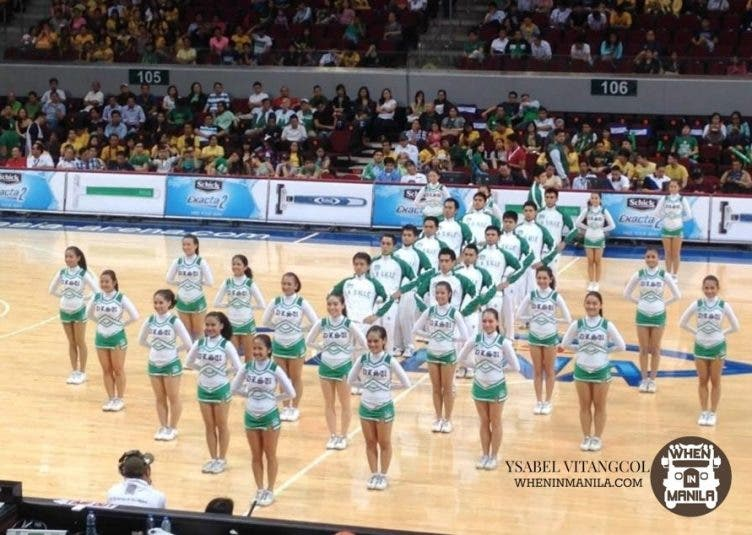 The Do's and Don'ts When Watching a UAAP Game