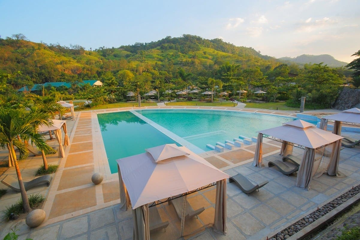 Green Canyon Resort in the Philippines