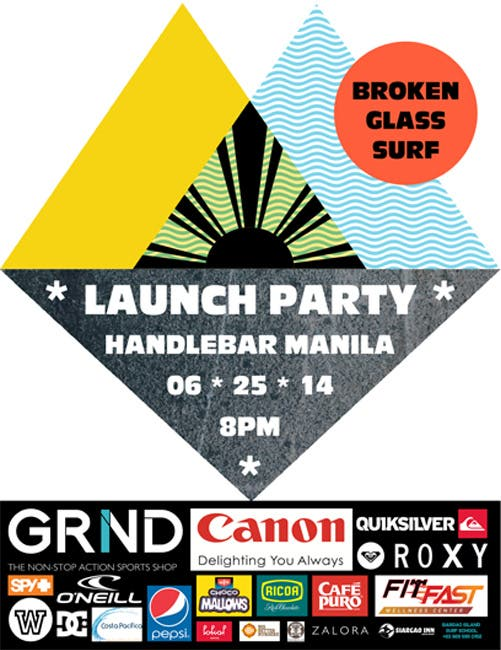 Launch Poster with Sponsors 620px