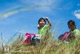 Happy Heights: 4 Things Kids Taught Me About Climbing