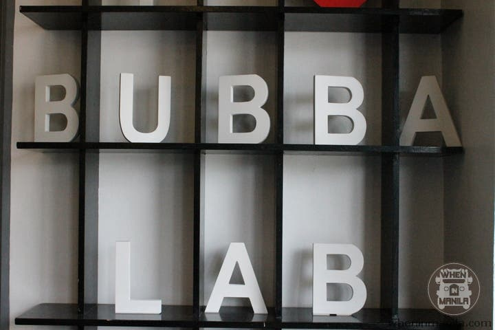 The Chemistry I 'Lab' Only at Bubba Lab Cafe 16