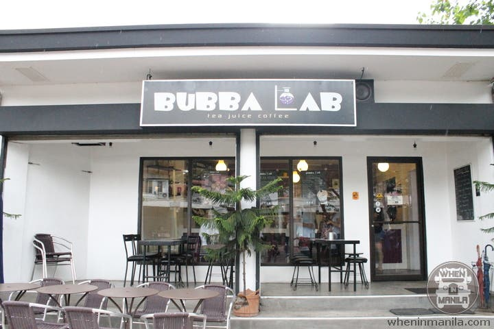 The Chemistry I 'Lab' Only at Bubba Lab Cafe 23
