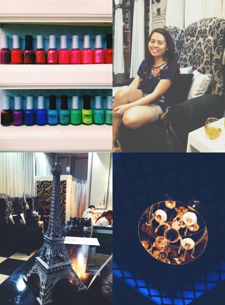 French Nails Inc Nail Spa
