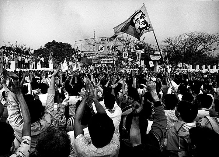 Marcos People Power