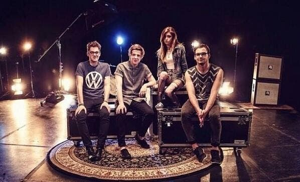 Alex Goot and Against the Current