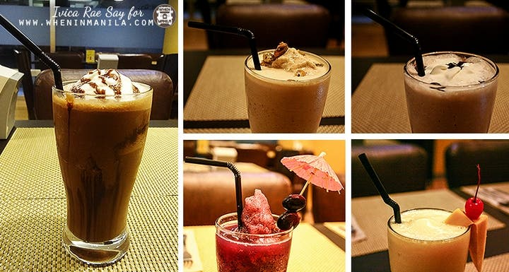 Cafe Naci Greenhills Drinks