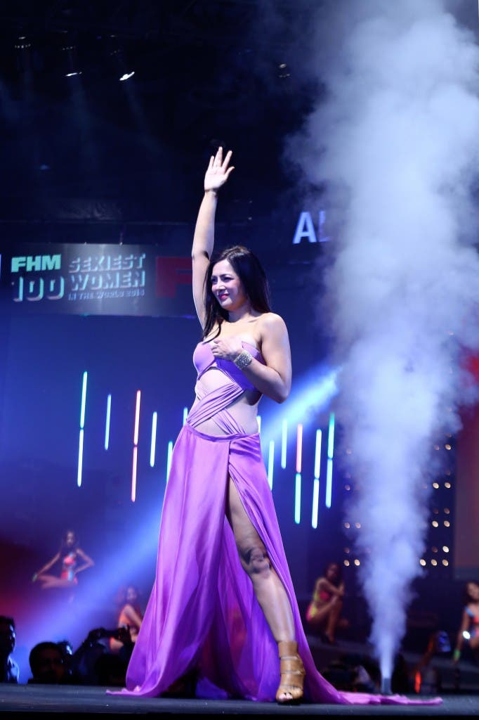 FHM 100 Sexiest Event
