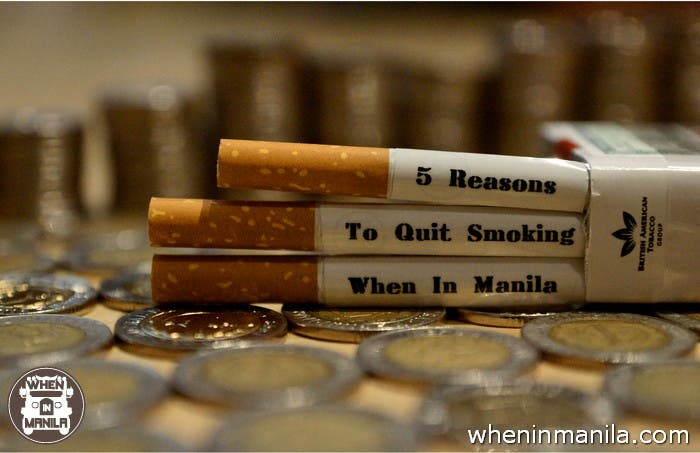 5 Reasons To Quit Smoking When In Manila